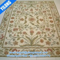 Classical chinese aubusson rugs (yt-208)