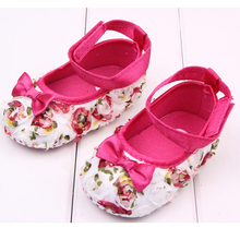 High quality best selling rosette top brand little summer baby shoes