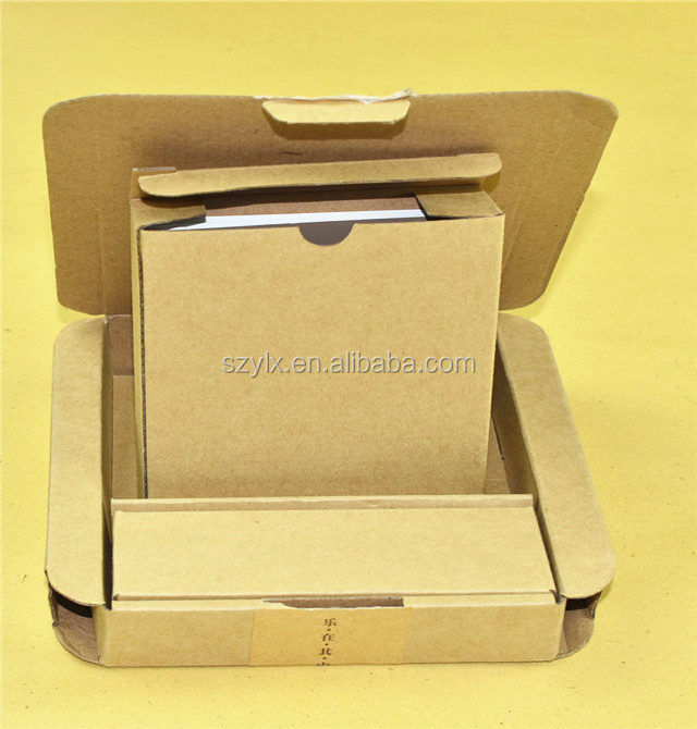 Full color print outer display carton packaging box laptop packaging box