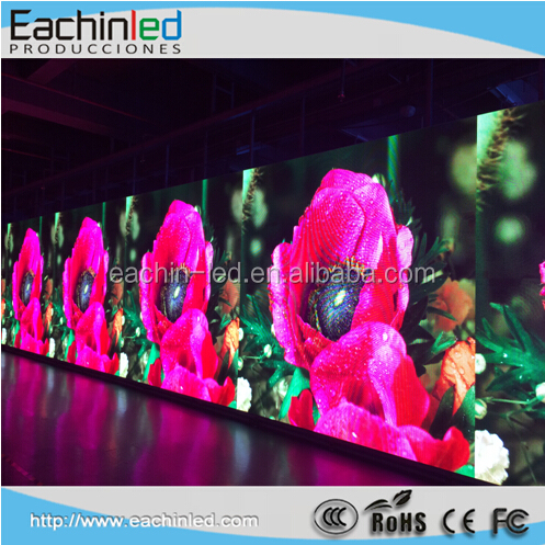 P3mm full color indoor attractive stage LED display screen for dance performance