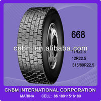 001 high quality TBR tire for Botswana market