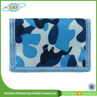 2015 Made In China Wholesale New Arrival Best Selling High Quality Polyester Men's Wallet