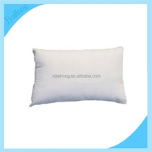 white decorative hospital pillow case for medical