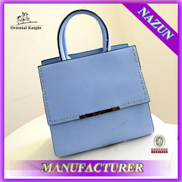 new products 2015 new arrival PU hobe bag for lady
