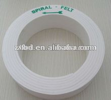 glass polishing felt wheel