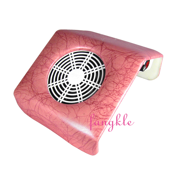 Hotselling colorful nail dust extractor for nail salon