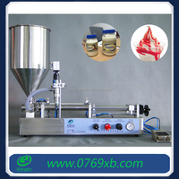 Paste ice Cream / Mayonnaise filling machine