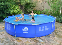 round steel frame swim pool used swimming pool for sale