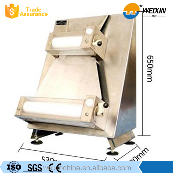Kitchen Equipment, Factory Price Pizza Making Machine / Pizza Dough Press
