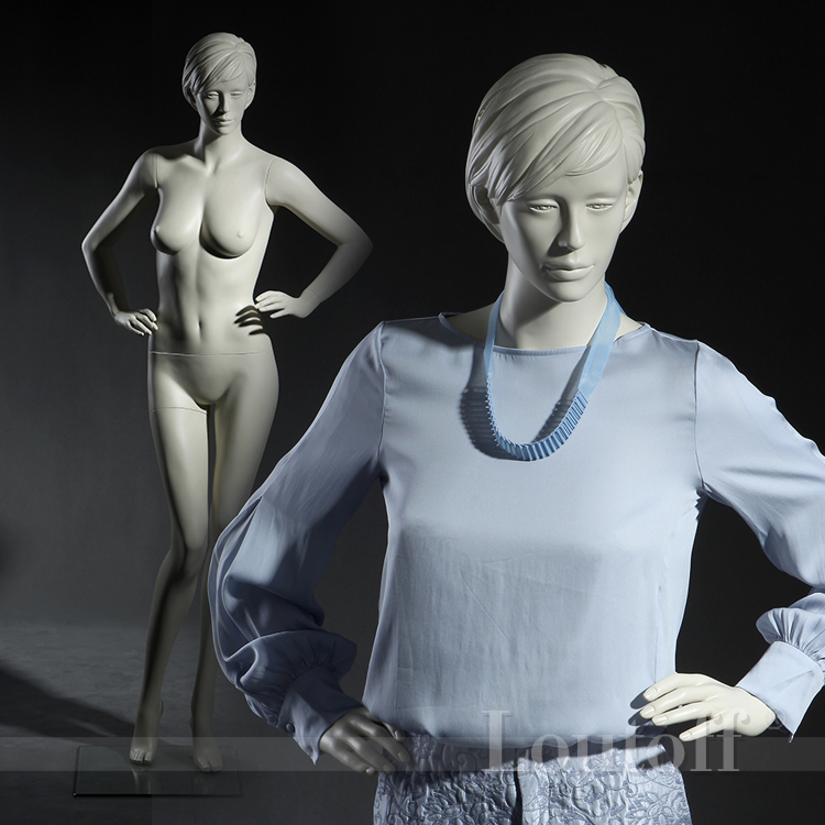 window display full body dress form female mannequin