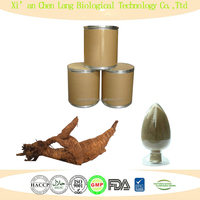 The Low Price Pure Natural Pueraria Active Ingredient Fine Powder Puerarin Powder