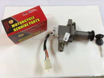 Motorcycle Ignition switch parts for AN125
