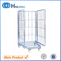 Cargo Storage Equipment Stainless Metal Roll