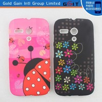 OEM TPU Case for MOTOROLA for MOTO G with All designs printing ,Cartoon Case
