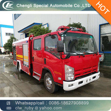 1000 gallons Fire Fighting Truck used in Japanese Fire Trucks 4x4