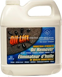 Industrial strength Oil remover