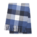 Inner Mongolia manufacturers wholesale classic cashmere plaid scarf SCR0151 winter fashion ladies scarf