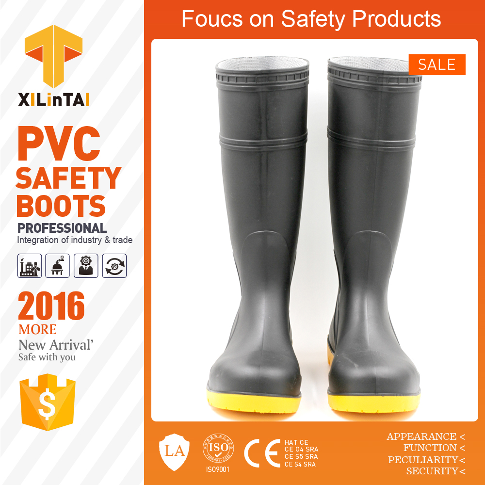 Industrial Protective PVC Boots
