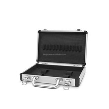 Aluminium Tool Flight Briefcase Case Box 260 x 170 x 50 mm