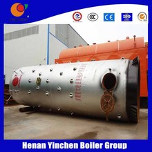 Vertical water tube small steam boiler portable tank top propane heaters
