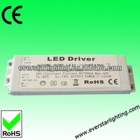 45W waterproof led driver 12v/24v/36v/48v
