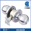 Modern security stainless steel /brass ball door lock