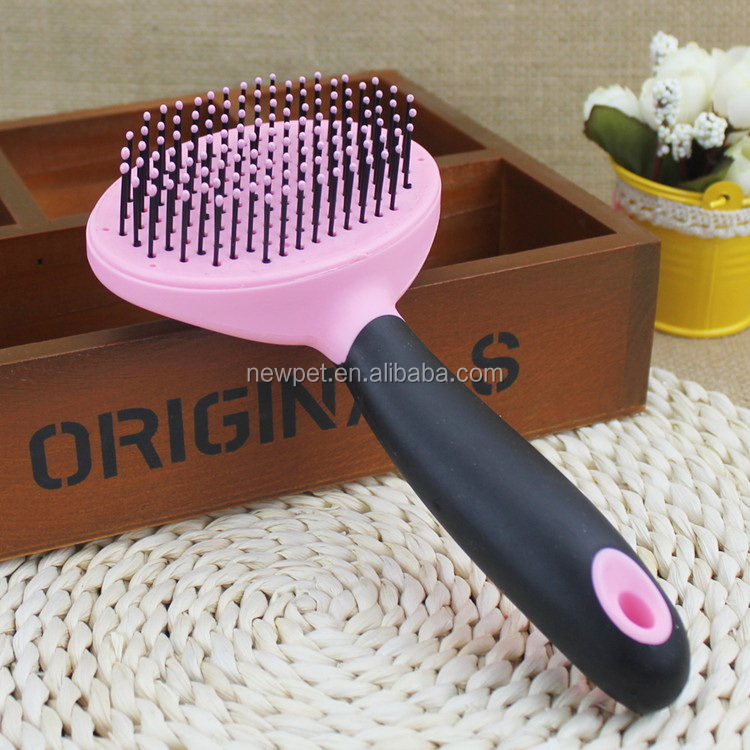 Factory wholesale modern design pet cleaning&grooming products popular best dog brushes