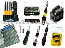 Screw Driver Bit, Ratchet Screwdriver Set