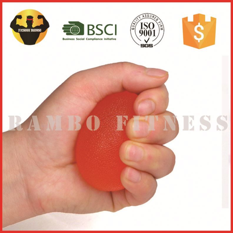 Energy-Saving Wrist And Soft Tpr Hand Finger Fingers Grip Trainer The Ball