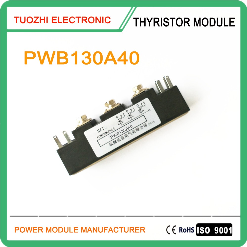 Non insulated welder silicon controlled thyristor module PWB130A40