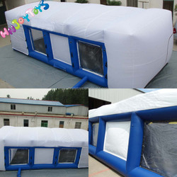China factory mobile auto spray tan booth