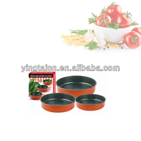 hot cake pan maker /pancake mold/custom-made cake pan
