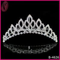 Wholesale Yiwu Princess Party Tiara And Plastic Crown