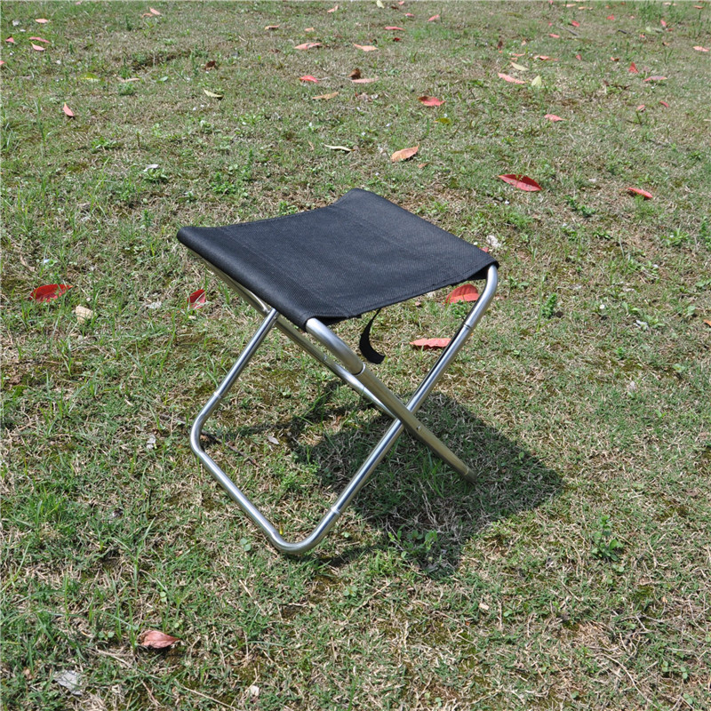 Hot sale New style spring stainless steel hiking camping fishing outdoor foldable chair