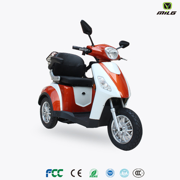2018 new model 500w three wheel motorcycle/cheap adult tricycle