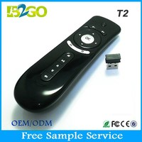 Long distance wireless mouse2.4G Mini Wireless T2 Air Mouse