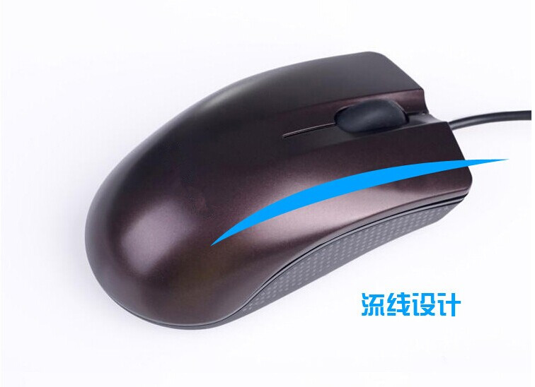Hot sales computer wired mouse with easy-use design