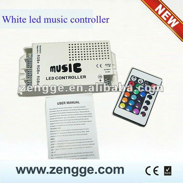 Voice Control LED lighting controller