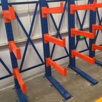 Heavy Loading Cantilever Racking System Warehouse