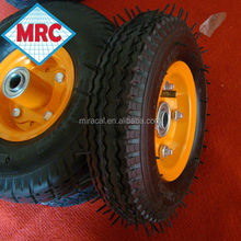 supper friction high glial 3.00-4 automotive steel wheels