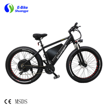 26''*4.0 48V 60V 500W 750W 1000W 2000W fast fat electric dirt bike