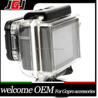 JGJ Good Quality 30 Meter Waterproof Diving Thicken LCD Version Transparent Housing Case Cover For GoPro Hero 3 Camera Accessory