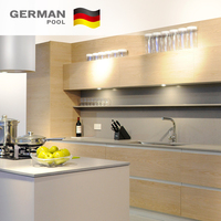 German Pool Kitchen Cabinetry - Custom Wood Cabinet GP07