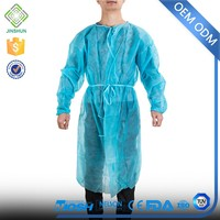 ISO, CE, SGS Certified medical disposable ppe gowns