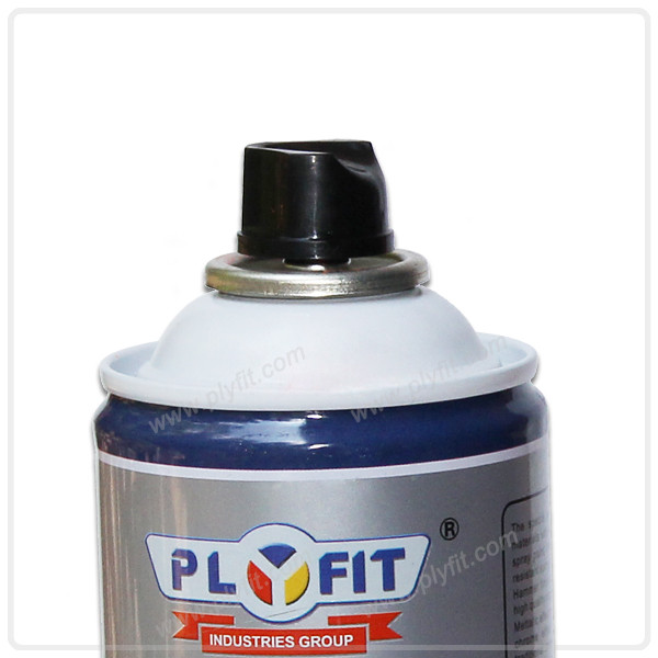 Silver Gray Metallic Car Paint Spray