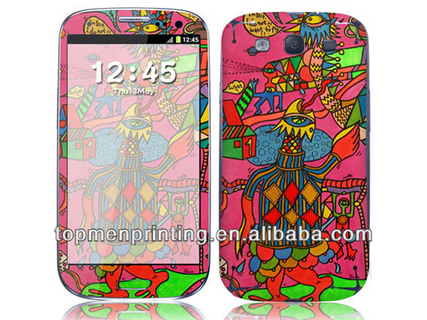2013 new arrival multi-function phone guard skin stickers