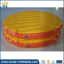 Hot inflatable water game , adult inflatable water float for sale