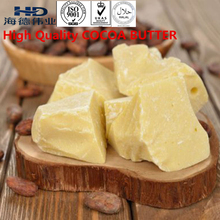 Raw Material Cocoa Butter Competitive Pricing