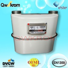 commercial diaphragm gas meter G10