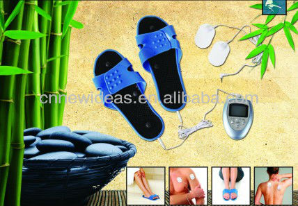 2014 hot sale electronic massager shoes AS1012